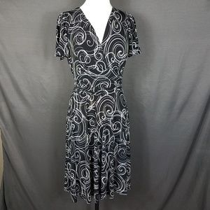 4 for $10- London times dress size 12